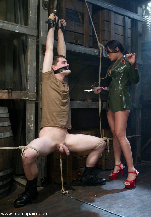 Asian boy torture